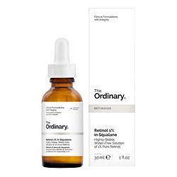 Omladzujúce pleťové sérum Granactive retinoidy 5% in Squalane 30 ml