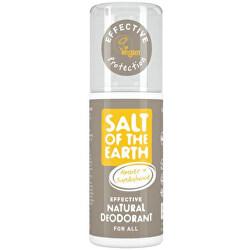 Přírodní deodorant ve spreji s ambrou a santalem (Natural Deodorant) 100 ml