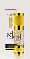 Pleťové sérum s kyselinou hyaluronovou No.1 Gold Hyaluron (Skin Serum For Intense Hydration) 30 ml