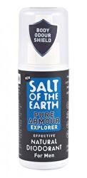 Prírodný dezodorant v spreji pre mužov Pure Armour Explorer (Natural Deodorant) 100 ml