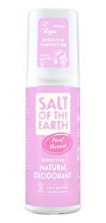 Prírodné minerálne dezodorant v spreji Peony Blossom (Natural Deodorant) 100 ml