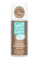 Přírodní kuličkový deodorant se zázvorem a jasmínem Ginger + Jasmine (Natural Deodorant) 75 ml
