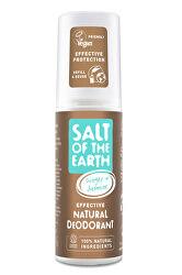 Přírodní deodorant ve spreji se zázvorem a jasmínem Ginger + Jasmine (Natural Deodorant) 100 ml