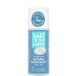 Přírodní kuličkový deodorant Ocean Coconut (Natural Deodorant Roll-on) 75 ml