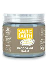 Přírodní minerální deodorant Amber & Sandalwood (Deodorant Balm) 60 g
