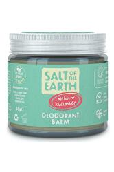 Přírodní minerální deodorant Melon & Cucumber (Deodorant Balm) 60 g