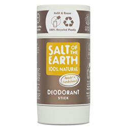 Přírodní tuhý deodorant Ambra & santalové dřevo (Deodorant Stick) 84 g