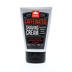Pánsky kofeínový krém na holenie Caffeinated (Shaving Cream) 100 ml