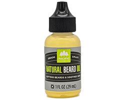 Pacific Shaving Pánsky prírodný olej na holenie, 29ml