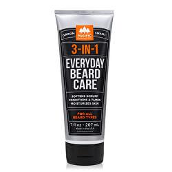 Starostlivosť o fúzy 3 v 1 (Everyday Beard Care ) 207 ml