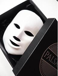 Ošetrujúci LED maska na tvár biela (LED Mask 7 Color s White)