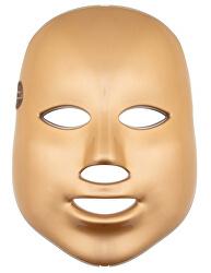 Ošetrujúci LED maska na tvár zlatá (LED Mask 7 Color s Gold )