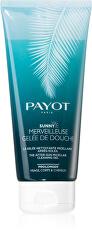 Micelárna sprchový gél po opaľovaní Merveilleuse Gelée De Douche (The After-Sun Micellar Clean ing Gel) 200 ml