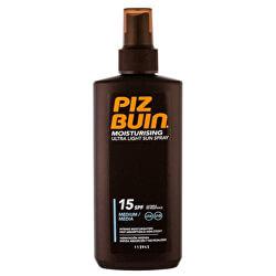 Lehký sprej na opalování SPF 15 (Ultra Light Sun Spray) 200 ml