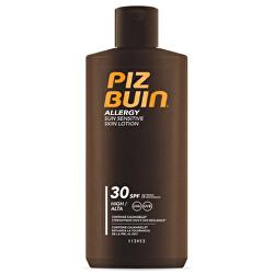 Mléko na opalování pro citlivou pokožku Allergy SPF 30 (Sun Sensitive Skin Lotion) 200 ml