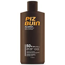Mléko na opalování pro citlivou pokožku Allergy SPF 50+ (Sun Sensitive Skin Lotion) 200 ml