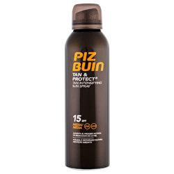 Ochranný sprej urychlující opálení Tan & Protect SPF 15 (Tan Intensifying Sun Spray) 150 ml