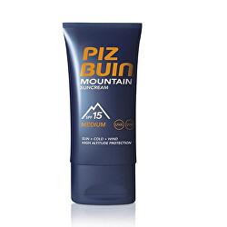 Sluneční krém s maximální ochranou SPF 15 Mountain (Sun Cream) 50 ml - SLEVA - poškozená krabička