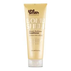 Kondicionér pro blond vlasy Bombshell (Blonde Radiance Conditioner) 250 ml