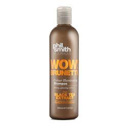 Šampon pro hnědé odstíny vlasů Wow! Brunette (Colour Illuminating Shampoo) 350 ml