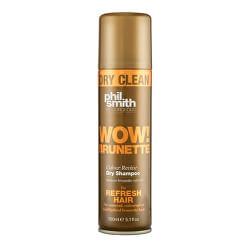 Suchý šampon pro hnědé odstíny vlasů Wow! Brunette (Colour Revive Dry Shampoo) 150 ml