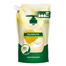 Tekuté mýdlo Milk & Honey (Liquid Handwash) - náhradní náplň 1000 ml