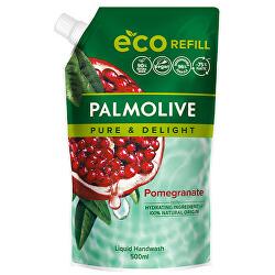 Tekuté mýdlo Pure & Delight Pomegranate (Liquid Hand Wash) - náhradní náplň 500 ml