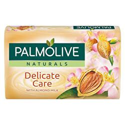 Tuhé mýdlo s mandlovým mlékem Delicate Care 90 g