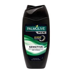 Sprchový gel pro muže s vitamínem E a aloe vera For Men (Sensitive With Aloe Vera Extract And Vitamin E) 500 ml