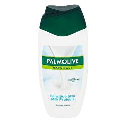 Sprchový gel s mléčnými proteiny Naturals (Sensitive Skin Milk Proteins Shower Cream) 250 ml