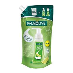 Tekuté mýdlo s limetkou a mátou Magic Softness (Foaming Handwash Lime & Mint) - náhradní náplň 500 ml