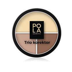 Krémový korektor Trio 20 g