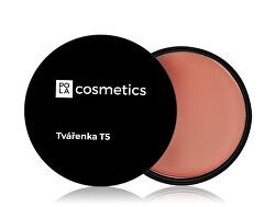 Pudrová meruňková tvářenka T5 16 g