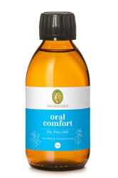 Szájüreg ápoló olaj  BIO Oral Comfort (Oil Pulling) 200 ml