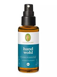 Dezinfectare naturală a mâinilor cu efect antibacterian Hand Comfort 50 ml