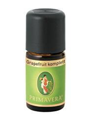Přírodní éterický olej Grapefruit komplet 5 ml