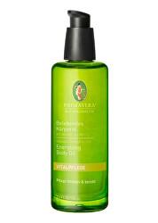 Tělový olej Zázvor Limeta 100 ml