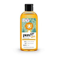 Dětský vyživující šampon a sprchový gel 2 v 1 Silný jako lev 250 ml