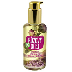 Bio Růžový olej 100 ml