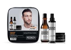 Dárková sada posílení a růst vlasů Redken Brews
