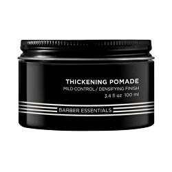 Pomáda na zahusťovanie jemných vlasov Brews (Thickening Pomade) 100 ml