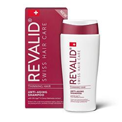Șampon împotriva îmbătrânirii părului Anti-Aging Shampoo 200 ml