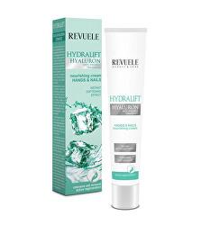 Cremă hidratantă pentru mâini si unghii cu acid hialuronic Hydralift Hyaluronic (Hands & Nails Nourish ing Cream) 50 ml