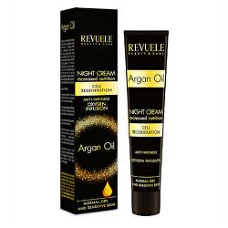 Hydratační noční krém proti stárnutí s arganovým olejem Argan Oil (Night Cream) 50 ml