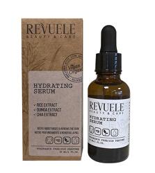 Hydratačné pleťové sérum vegan & Organic (Hydrating Serum) 30 ml