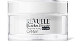 Nočný pleťový krém s liftingovým účinkom Bioactive Skin Care Peptids & Retinol (Regenerating Night Cream) 50 ml