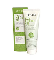 Peelingový pleťový gél s citrónovým extraktom (Face Peeling Gel) 80 ml