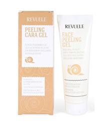 Peelingový pleťový gél s slimačím extraktom (Face Peeling Gel) 80 ml