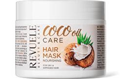 Vyživující maska pro suché a poškozené vlasy Coco Oil Care (Hair Mask) 300 ml