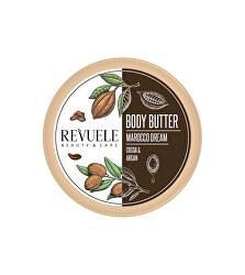 Hydratační tělové máslo pro suchou pokožku Morocco Dream Argan & Cocoa (Body Butter) 200 ml